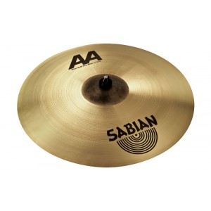 Sabian AA Raw Bell Dry ride 21 Brilliant