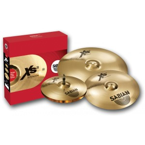 Sabian Xs20 Performance - Set Brilliant