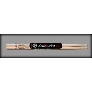 Drum Art Hickory 5B Concert - Punta in Legno a Botte