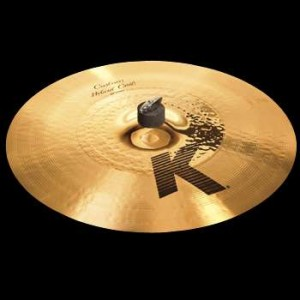 Zildjian K Custom Hybrid crash 17