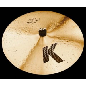 Zildjian K Custom Dark crash 17