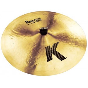 Zildjian K Dark crash ride THIN 19 - Limited Edition