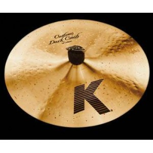Zildjian K Custom Dark crash 14