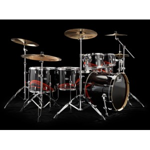Pearl Vision VBA - Colore Black Flava - Limited Edition