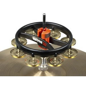 Rhythm Tech RT7421 - Hat Trick® G2 Single Brass Jingles
