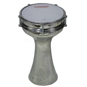 "Gewa Darbuka Turco - In alluminio - Altezza 35,5 cm dm 7,75"""