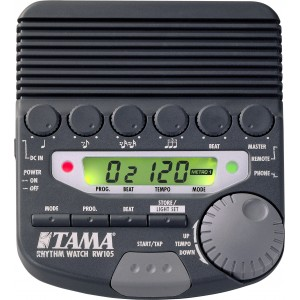 Tama RW105 - Rhythm Watch - Metronomo programmabile