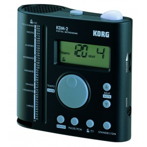 Korg KDM-2 - Digital Metronome