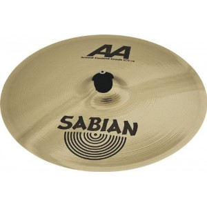 Sabian AA Sound Control crash 16
