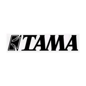 Tama TLS100-BK - Adesivo Nero Per Pelle Frontale Cassa - Da applicare su pelle Bianca