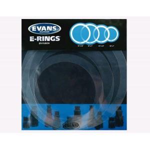"Evans ER-FUSION - Ring 10""-12""-14""-14""  - Set cerchi per pelli battenti"