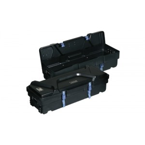 Roadcase - Trolley rigido per Hardware con Ruote - Dimensioni 105 x 37 x 30 cm