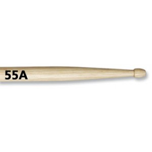 Vic Firth 55A - American Classic Hickory - Punta Legno