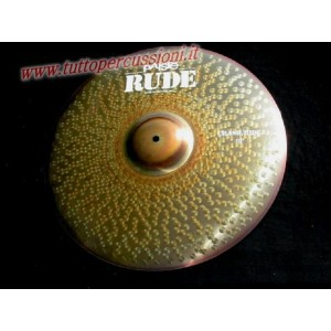 Paiste Rude crash ride 19
