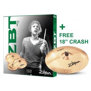 Zildjian ZBT 5 Pro Set
