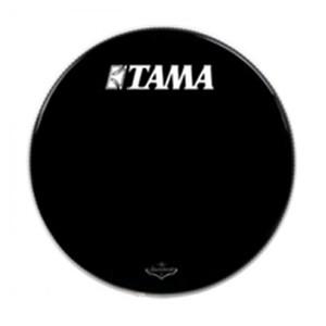 """Tama BK24BMTT - Pelle Risonante Grancassa 24"""" - Nera con logo bianco Starclassic Tama"""