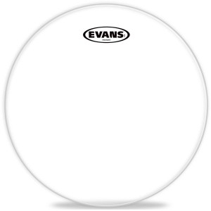 Evans TT08RGL - Genera Resonat Glass (Risonante Trasparente) 8""
