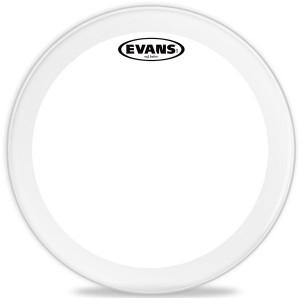 "Evans BD22GB2 - EQ2 Clear Batter Head (Battente Trasparente) 22"""