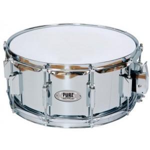 """Gewapure Drum Craft CLSD1465-CR - Rullante Classic Acciaio 14"""" x 6,5"""""""
