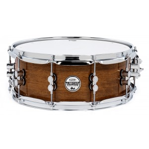 "PDP By DW Limited Edition - Bubinga Acero - 18 Strati - Rullante 14"" x 5,5"""