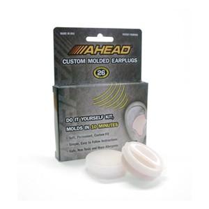 Ahead ACME - Tappi insonorizzatori acustici modellabili da orecchio - Con custodia