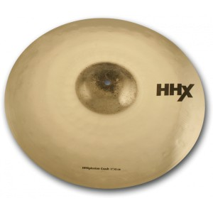 Sabian HHX X-plosion crash 17 Brilliant