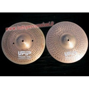 UFIP Natural Series Medium Hi Hat 13