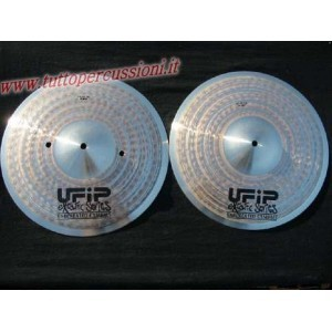 UFIP Extatic  Series Regular Hi Hat 13