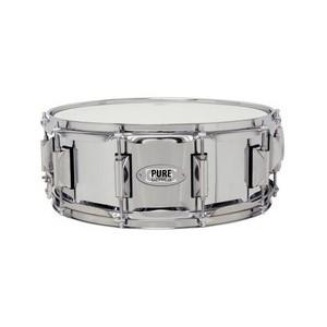 """Gewapure Drum Craft CLSD1455-CR - Rullante Classic Acciaio 14"""" x 5,5"""""""