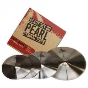 Pearl PCP-204 Set Piatti