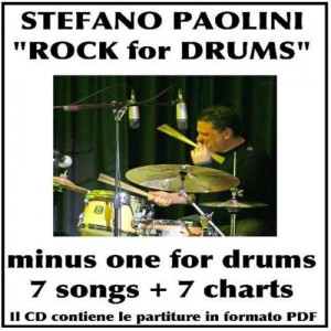 Rock for Drums - Editing by Stefano Paolini
