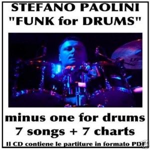 Funk for Drums - Editing by Stefano Paolini