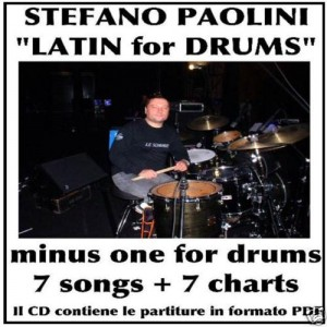 Latin for Drums - Editing by Stefano Paolini