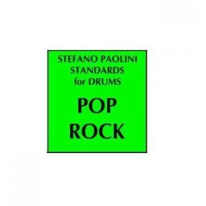Standards for drums POP/ROCK - Editing by Stefano Paolini