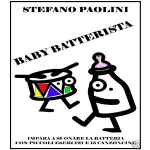 Baby Batterista - Editing by Stefano Paolini