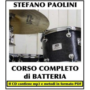 Corso Completo di Batteria - Editing by Stefano Paolini