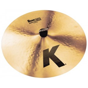 Zildjian K Dark Medium Thin Crash 17""