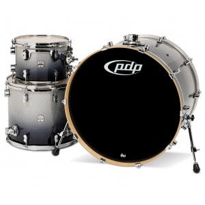 Pacific Drums PDP CONCEPT by DW - 100% ACERO (3 Fusti)