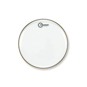 Aquarian CCSN14 - Snare Side Classic Clear 14""