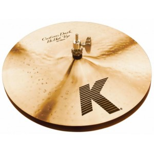 Zildjian K Custom Dark hats 14
