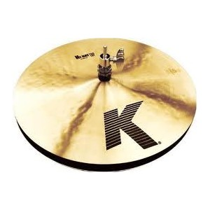 Zildjian K / Z Special hats 14 (Top K – Bottom Z Dyno Beat)