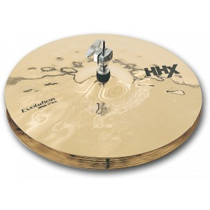 Sabian HHX Evolution hats14