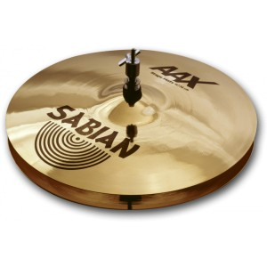 Sabian AAX Stage Hi hat 14 Brilliant