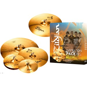 Zildjian Inspiration Pack - Limited Edition