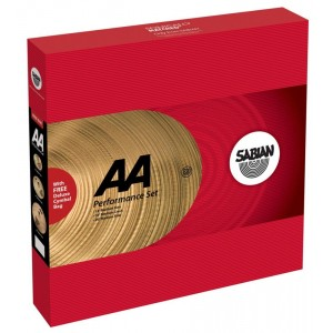 Sabian AA Performance Set 4 Piatti