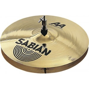 Sabian AA Rock Hi hat 15 Brilliant