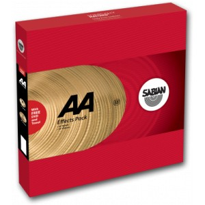 Sabian AA Effects Pack Brilliant