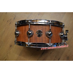 "Drum Sound Evolution 2.0 Series - Bubinga Regular 14"" x 6"""