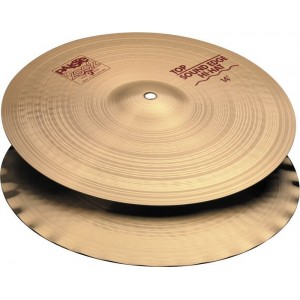 Paiste 2002 Sound Edge hats 14