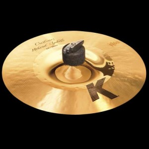 Zildjian K Custom Hybrid splash 11
